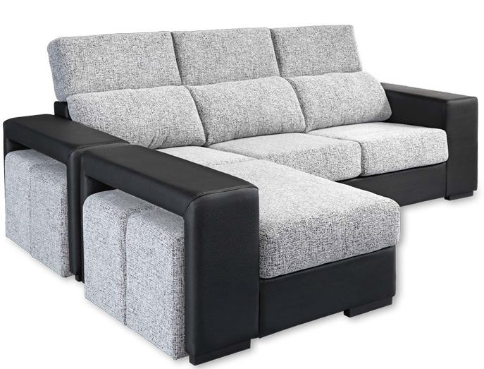 Sof mil o chaise long mundo do sof for Mundo sofas