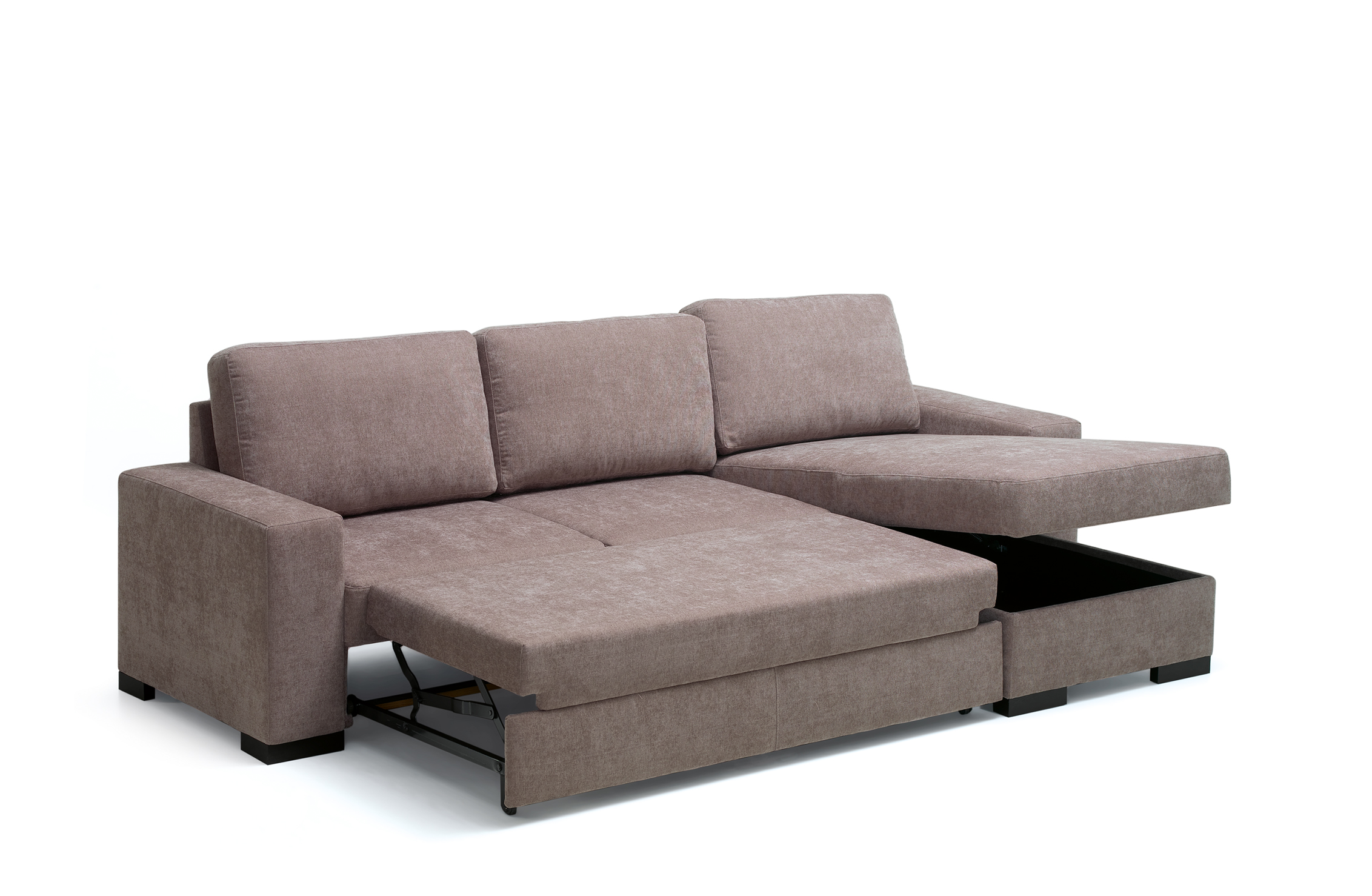 Sof riga chaise long mundo do sof for Sofas de 4 plazas baratos