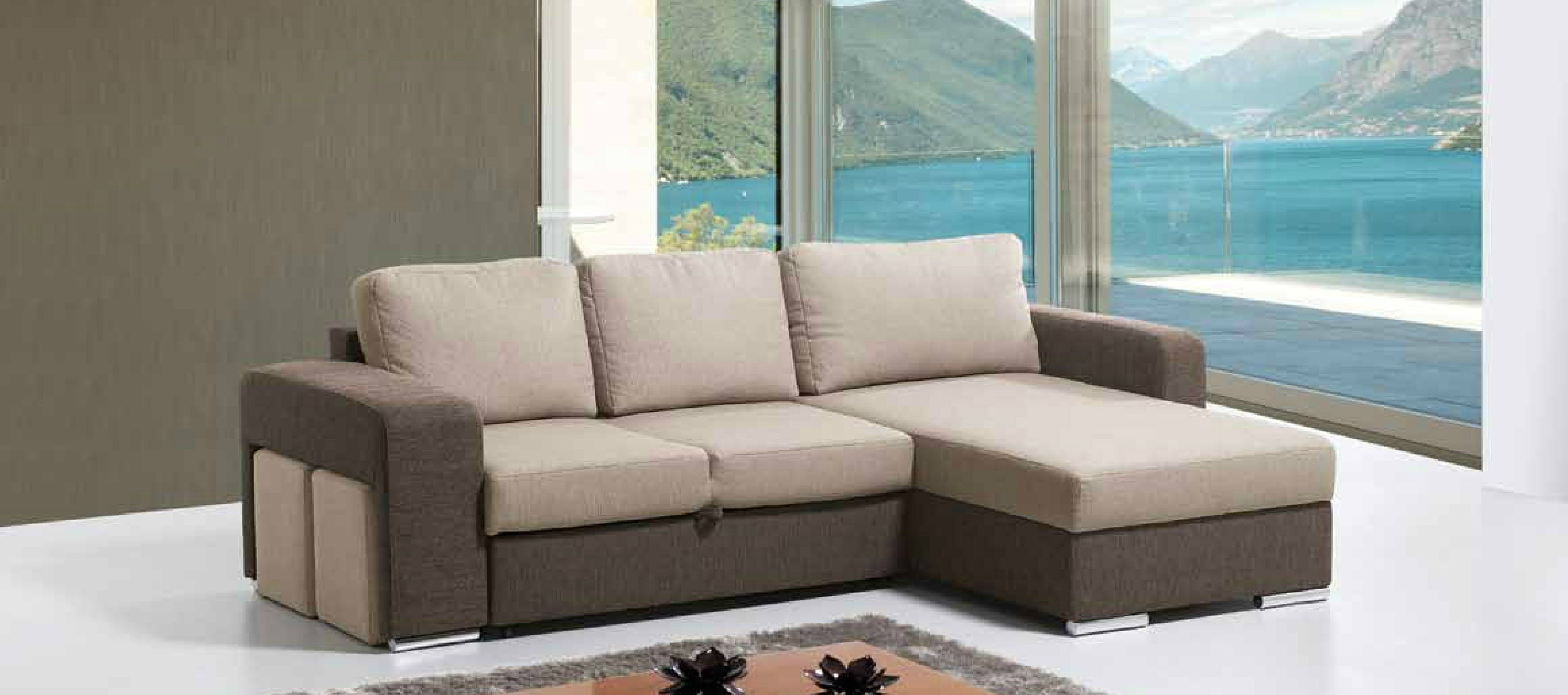Sof calvin chaise long mundo do sof for Mundo sofas